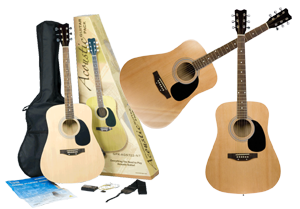 Musical Instruments Acoustic Guitars available at SmartDJ.com