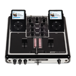 Gemini iTRAX-BLK Dual iPod Mixing Console